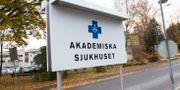 Akademiska sjukhuset i Uppsala. Arkivbild. Fredrik Sandberg/TT / TT NYHETSBYRÅN