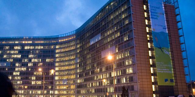 EU-kommissionen. Arkivbild. HENRIK MONTGOMERY / TT / TT NYHETSBYRÅN