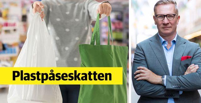 Mats Hedenström, Svensk Handel.