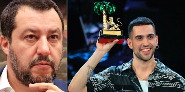 Matteo Salvini/Mahmood TT