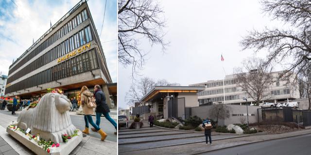 Årsdagen av terrordådet på Drottninggatan i Stockholm/amerikanska ambassaden. TT