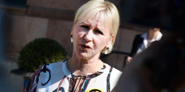 Margot Wallström, arkivbild. Johan Nilsson/TT / TT NYHETSBYRÅN