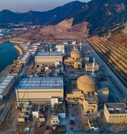 Kärnkraftverket Taishan.  Courtesy: EDF. (CC BY-SA 4.0)