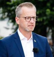Mikael Damberg (S).  Christine Olsson/TT / TT NYHETSBYRÅN
