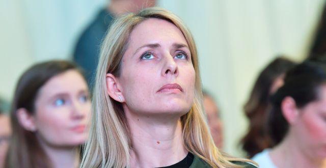 Helena Helmersson. Jonas Ekströmer/TT / TT NYHETSBYRÅN