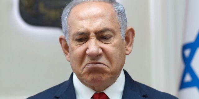 Benjamin Netanyahu. Abir Sultan / TT NYHETSBYRÅN