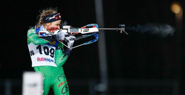 Arkivbild. Stina Nilsson den 20/12. Per Danielsson/TT / TT NYHETSBYRÅN