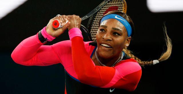 Williams under Australian Open ASANKA BRENDON RATNAYAKE / BILDBYRÅN