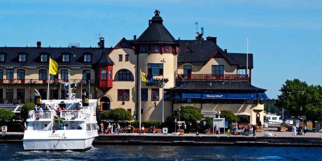 Konflikten i vaxholm ar politisk