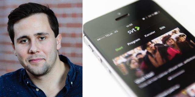 Benjamin Dousa, SVT Play. TT