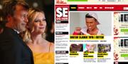 Mads Mikkelsen/Tidningen sajt. TT/Skärmdump, 2014
