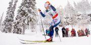 Jonna Sundling under dagens tävling. CARL SANDIN / BILDBYRÅN