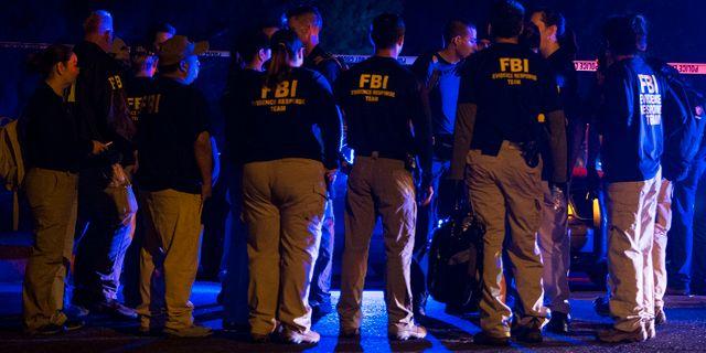 Arkivbild, FBI-agenter. Nick Wagner / TT NYHETSBYRÅN/ NTB Scanpix