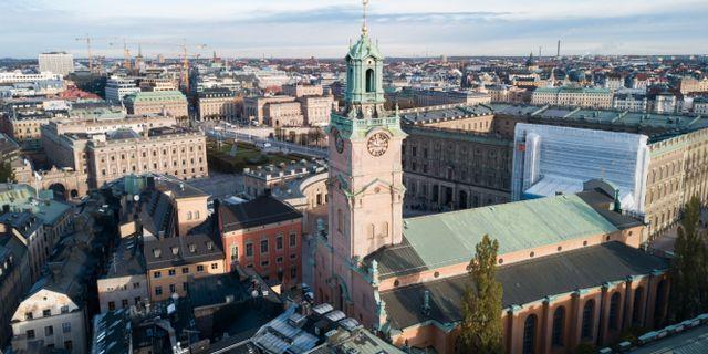Vy över Stockholm, arkivbild. Fredrik Sandberg/TT / TT NYHETSBYRÅN