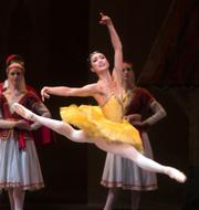 Stella Abrera American Ballet Theatre/ Rosalie O'Connor