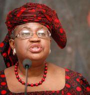 Ngozi Okonjo-Iweala. Arkivbild. HEKTOR PUSTINA / TT NYHETSBYRÅN