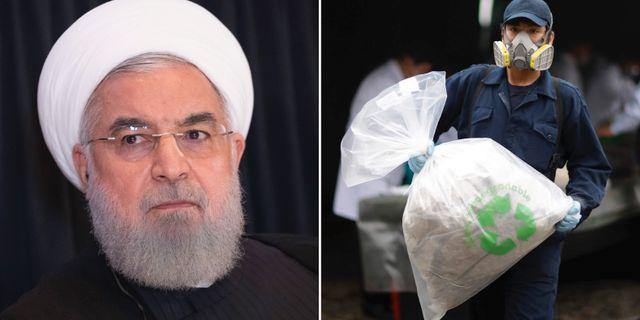 Rouhani.