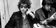 Bob Dylan i Stockholm 1966. Olle Lindeborg/TT / TT NYHETSBYRÅN