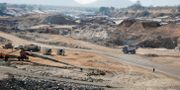 Dambygget inleddes 2012. Elias Asmare / TT NYHETSBYRÅN