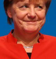Angela Merkel. Kai Pfaffenbach / TT NYHETSBYRÅN