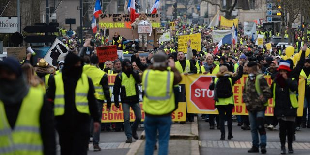 GUILLAUME SOUVANT / AFP