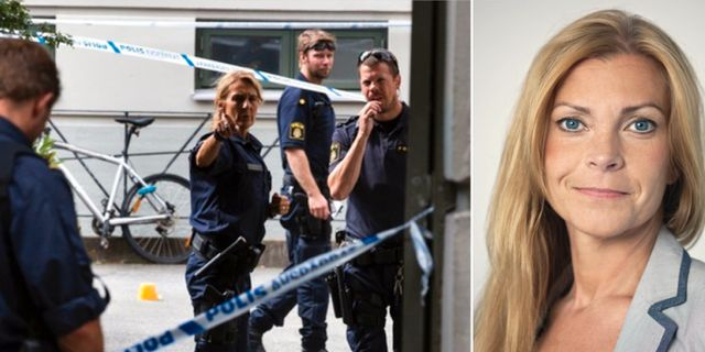 Poliser, Lena Nitz. TT