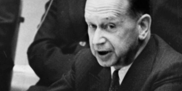 Hammarskjöld, februari 1961 UPI / TT / / TT NYHETSBYRÅN