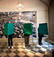 Nu har OSSE:s rapport kommit.  Dan Hansson / SvD / TT / TT NYHETSBYRÅN