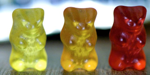 Polisen gick ut med en varning om knark i form av gummibjörnar. AP / TT NYHETSBYRÅN/ NTB Scanpix