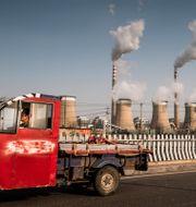 Kolkraftverk i Datong, Kina.  Magnus Hjalmarson Neideman/SvD/T / TT NYHETSBYRÅN