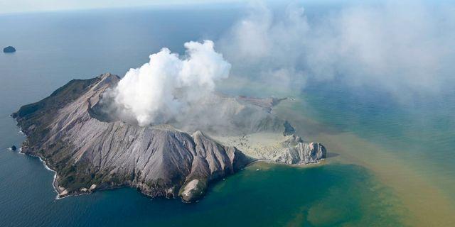 White Island. George Novak / TT NYHETSBYRÅN