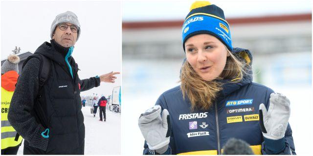 Björndalen, Nilsson. TT