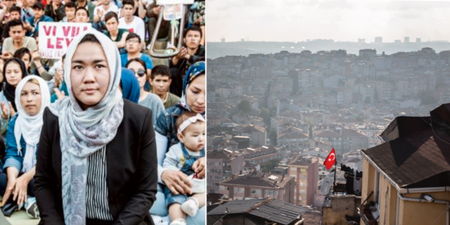 Fatemeh Khavari/Istanbul (Arkivbilder) TT
