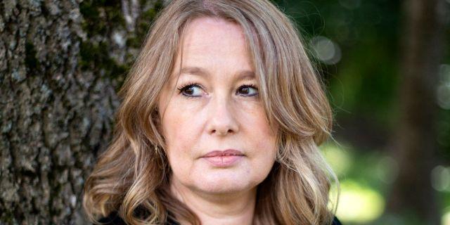 Åsa Linderborg. Christine Olsson/TT / TT NYHETSBYRÅN
