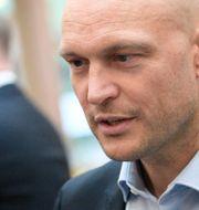 Fredrik Önneall.  Johan Nilsson/TT / TT NYHETSBYRÅN