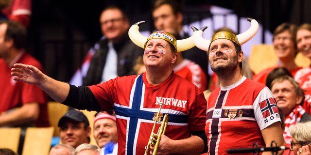 Norgefans.  PETTER ARVIDSON / BILDBYR N