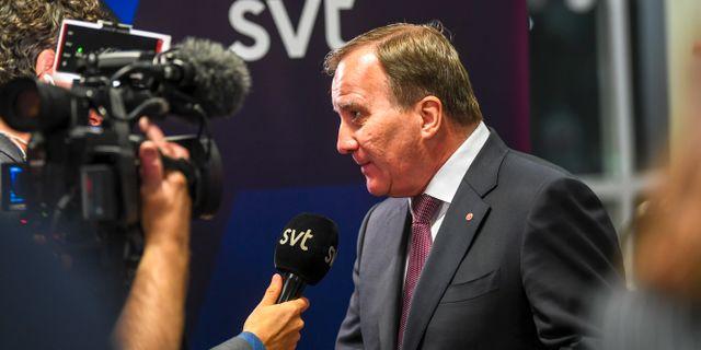 Stefan Löfven. Arkivbild. Fredrik Sandberg/TT / TT NYHETSBYRÅN