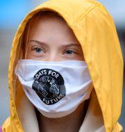 Greta Thunberg  Jessica Gow / TT NYHETSBYRÅN