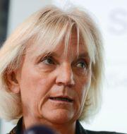 Styrelseordförande Marie Ehrling, arkivbild. Vilhelm Stokstad/TT / TT NYHETSBYRÅN