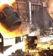 Arkiv, stålverk i Kina. TT / NTB Scanpix