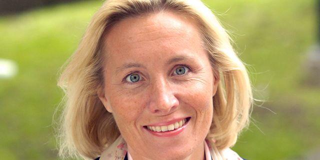 Christina Lindenius, en av debattörerna.  Ingvar Karmhed / SvD / TT / svd