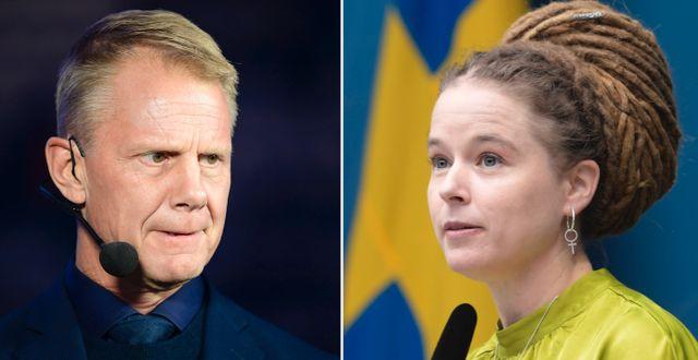 Niklas Wikegård/Amanda Lind TT