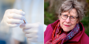 Agnes Wold, överläkare och professor i klinisk bakteriologi. TT