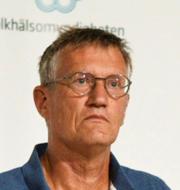 Anders Tegnell / Arkivbilder. TT