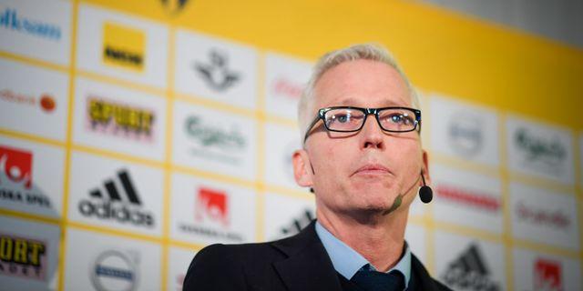 Håkan Sjöstrand. Pontus Lundahl/TT / TT NYHETSBYRÅN