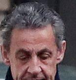 Sarkozy på onsdagen. BENOIT TESSIER / TT NYHETSBYRÅN