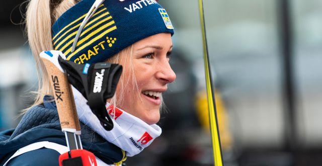 Frida Karlsson.  MATHIAS BERGELD / BILDBYRÅN