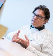 Mattias Liedholm, rektor Prästamosseskolan i Skurup. Johan Nilsson/TT / TT NYHETSBYRÅN