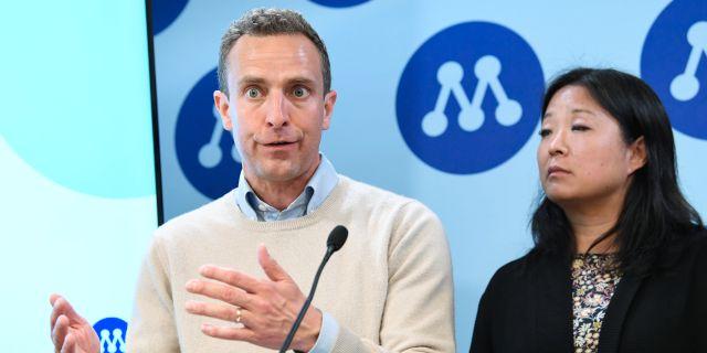 Moderaterna Tomas Tobé och Jessica Polfjärd. Jonas Ekströmer/TT / TT NYHETSBYRÅN