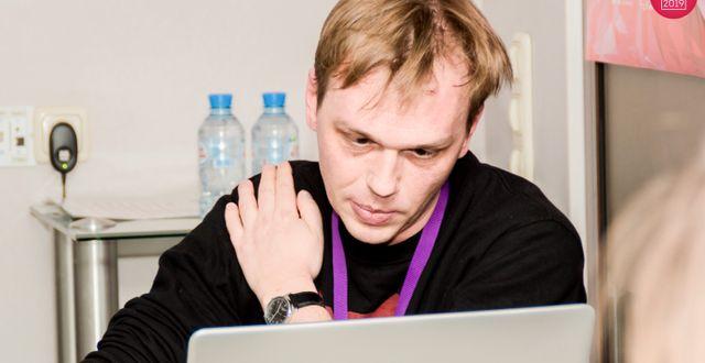 Ivan Golunov  HANDOUT / TT NYHETSBYRÅN